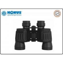 Binocolo Konus  10x50  KONUSVUE Gommato Militare Caccia Sport Art.2103