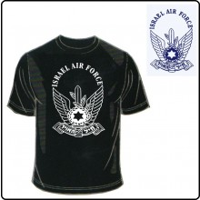T-shirt Maglietta Israel Air Forces Aviazione Israeliana Art.ISDRAELE
