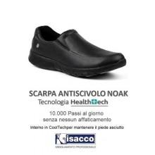 Scarpa Cucina Antiscivolo Noak Isacco Cuochi Chef Pasticceria  Art.SEU051