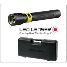 Torcia Professionale  i17R Industrial Rechargeable Flashlight Led Lenser® 1000 Lumen P17R Evoluzione i17R Carabinieri Polizia Sicurezza Art.I17R