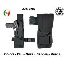 Fondina per Pistola Cordura Tacactical Opperations Regolabile Vega Holster Italia Art.LM2