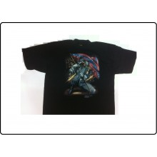 T-shirt Maglietta Rebel Made in USA Art.133373
