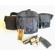 Marsupio con Fondina Militare Polizia Carabinieri Vigilanza Trasporto Armi  Multitasche FUNNY PACK MIL-TEC Art.13514002