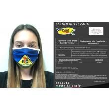 Mascherina Protettiva Modello Adulto o Bambino Specifica Misericordia Misericordie Lavabile 20 Volte COVID-19 Art. PM-MIS1