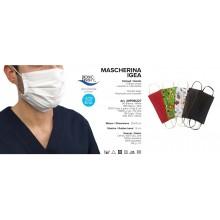 Mascherina IGEAIDRO-OLIO REPELLENTE certificati RUDOLF GROUP ANTIMICROBICO certificati RUDOLF GROUP Giblor's Art. 20P05I227