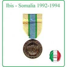 Medaglia Ibis - Somalia 1992-1994 Art.MED-3