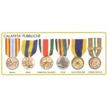 Medaglia Calamità Pubbliche Art.Fav-53