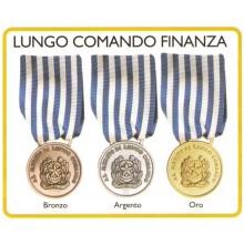 Medaglia Lungo Comando Guardia di finanza Art.Fav-27