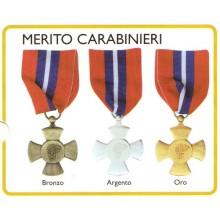 Medaglia Merito Carabinieri Carabinieri Art.Fav-25