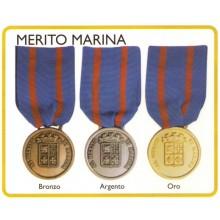 Medaglia Merito Marina  Art.Fav-30