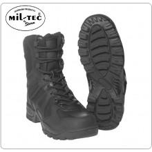 Anfibio Scarponcino Militare Pelle Cordura 1200 Denari  MILTEC - Boot Combat Gen II Black Art.12829002