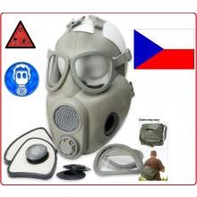 Maschera Anti Gas Antigas M10M M.FI.TA.DEKP Repubblica Ceca MFH Art.627621