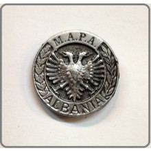 Spilla Missione Estera Esercito Carabinieri ALBANIA M.A.P.A.  Art.MIS-12