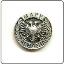 Spilla Missione Estera Esercito Carabinieri ALBANIA M.A.P.E.  Art.MIS-13