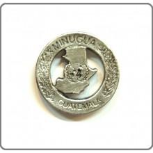 Spilla Missione Estera Esercito Carabinieri ONU MINUNGUA GUATEMALA Art.MIS-32