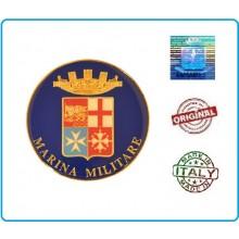 Fermacarte Ferma Carte Marina Militare Metallo Smaltato Scrivania Ufficio Idea Regalo Art.MM1002