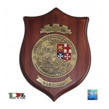 Crest Marina Militare Italiana Vultus Mille Unus Spiritus Mariscuola Taranto POSEIDON Art. MM3083