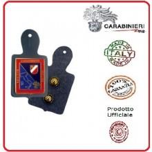 Pendif Placca Pettorale - Nuova Placca Carabinieri Legione Molise Art.NSD-CC-MO