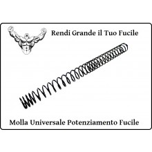 Molla Accaio 150 m/s ROYAL Universale Tutte le ASG Soft Air  Art.M150