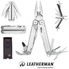 Pinza Coltello Multi Uso Multi-tool Leatherman Wave Art.830078