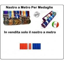 Nastro Militare a Metro Terremoto Foggia Campobasso Art.N-M-Ter-FC