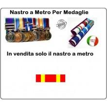 Nastro Militare a Metro Ricordo Missione Ufficio Italiano Interforze Montenegro  Art.N-M-MGF