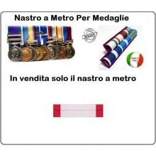 Nastro Militare a Metro Infermiere Volontarie Croce Rossa Art.N-M-IVOL