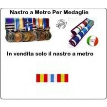 Nastro Militare a Metro Terremoto in Irpinia Art.N-M-Ter-I