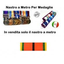 Nastro Militare a Metro Albania Guardia di Finanza  Art.N-GDF