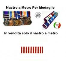Nastro Militare a Metro Lungo Comando Polizia Di Stato Art.N-M-L-C-PS