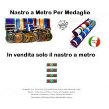 Nastro A Metro Cavaliere Della Repubblica Art.N-CP