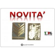 Grati Metallo Nuovo Tipo Brigadiere Capo Carica Speciale Guardia di Finanza Art.NSD-LU4
