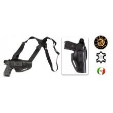 Fondina Ascellare Orizzontale e da Cintura Vega Holster Italia Art.OA1