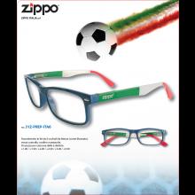 Occhiali Originali Zippo da Lettura Forza Azzurri Italia Art.ID130715