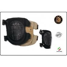 Ginocchiere Militari Ordine Pubblico Warrior Vega Holster Italia Art.OE29