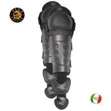 Protezioni Antisommossa Ginocchiere Protezione Ginocchio Stinco Piede per Ordine Pubblico Vega Holster Italia  Art.OP00