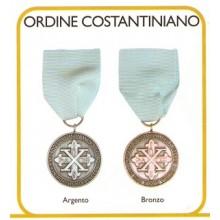 Medaglia Ordine Costantiniano Art.Fav-47