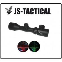 Ottica Professionale JS Tactical ottica 3-9x40CE Reticolo Illuminato Art.3-9x40CE