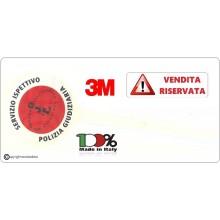 Paletta Originale Ispettorato-Del Lavoro SERVIZIO ISPETTIVO POLIZIA GIUDIZIARIA VENDITA RISERVATA Art.ISP-LAV