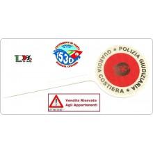 Paletta Originale POLIZIA GIUDIZIARIA GUARDIA COSTIERA VENDITA RISERVATA Art.PGGC-PAL