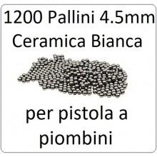 Pallini Ceramica Lucidata per Pistole e Fucili Calibro 4.50 mm Art.BBP-1200