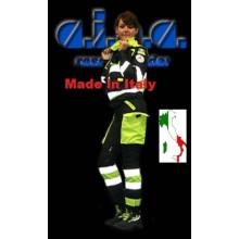 Pantalone Silverplus Protezione Civile Nazionale Volontari Toppe Life-Safe AIPA Techwear IN ESAURIMENTO Art.A.I.P.A.300