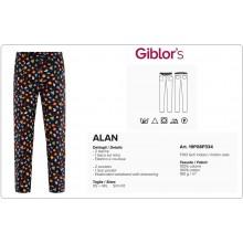 Pantaloni Cuoco Chef Medicale Alan Giblor s Italia Slim Fit Gufi Indiani Art .19P08P334-G bef6f12d1ce4