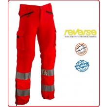 Pantaloni Professionale Certificato EVENT 10 Soccorso Sanitario 118 Originale Reverse Art.510HV
