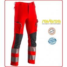 Pantaloni Professionale Certificato Vertical  Estivi Elasticizzato Soccorso Sanitario 118 Originale Reverse Art.512HV