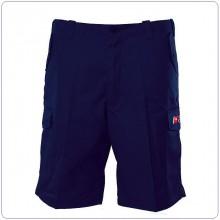Pantalone Pantaloncini Bermuda Pantaloni Corti Multitasche BDU con Ricamo Tasca Guardia Costiera Art.GC-BDU
