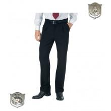 Pantalone Estivo Professionale Nero Facile Stiro per GPG IPS Guardie Giurate Vigilanza  Giblor's Art. GPG-90
