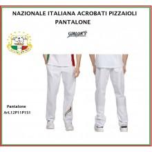 Pantalone  Associazione Nazionale Italiana Pizzaioli Acrobati Art.12P11P151