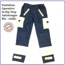 Pantalone Pantaloni Protezione Civile Nazionale Volontari A.E.O.P. Art.NSD.PC-AEOP