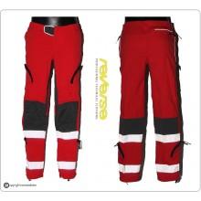 Pantalone Professionale Certificato Oversky Originale Reverse 118 Soccorso Sanitario Soccorritori  Art.555UT